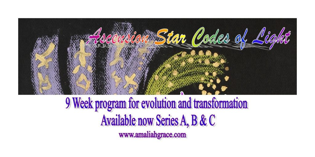 Ascension Star codes of Light image Ad