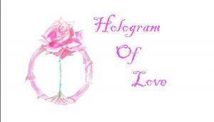 Hologram of Love label